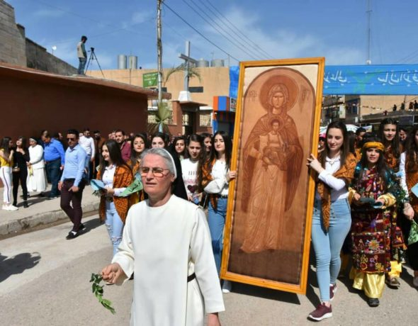 Justice for Iraqi Chaldean Christians